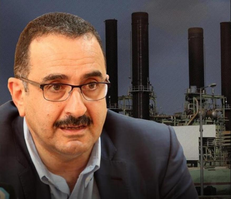 ظافر ملحم: الإدارة السيئة لجباية شركة الكهرباء سبب أزمات الكهرباء بغزة