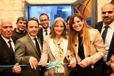 الاحتفال بانتهاء ترميم دار الصباغ في شارع النجمة بمدينة بيت لحم وتحويلها الى مركز لدراسات وأبحاث المغتربين