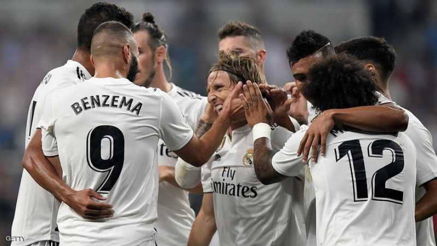 مدرب ريال مدريد يرفض