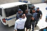 الشرطة تقبض على مشتبه به بحرق مركبة في بيت لحم