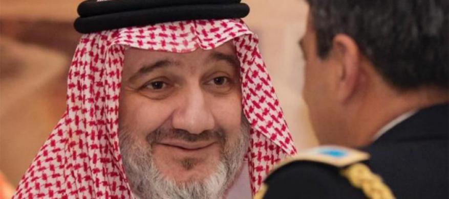 الإفراج عن أمير سعودي اعتُقل بالرياض عقب انتقاده أكبر حملة احتجاز أمراء ومسؤولين