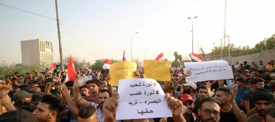 (البصرة) تستعد لانتفاضة قريبة.. الحكومة تعاقبها على التظاهرات.. ومطالبات بـ (كردستان) جديد