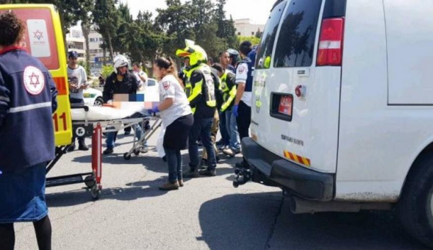 إصابة مستوطن بجروح خطيرة بصاروخ أطلق من غزة على أشكول