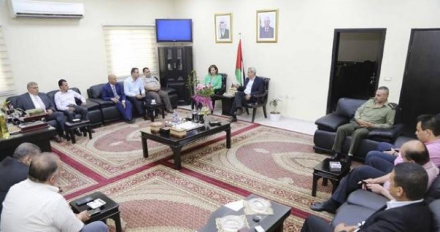 الإحصاء يعلن نتائج التعداد العام للسكان والمساكن والمنشآت 2017 في محافظة قلقيلية