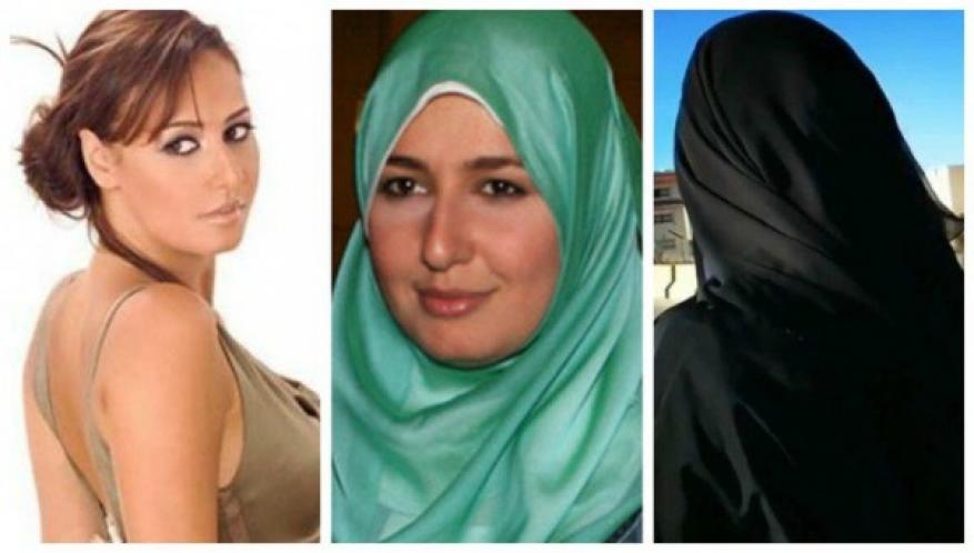 تعليقات النجوم على خلع حلا شيحة الحجاب.. احداهن قالت:
