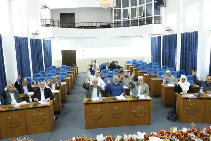 أثناء جلسة خاصة عقدها التشريعي اليوم.. بحر: تم إقرار توصيات لجنة تقصي الحقائق بشأن الصيد بحوض ميناء غزة
