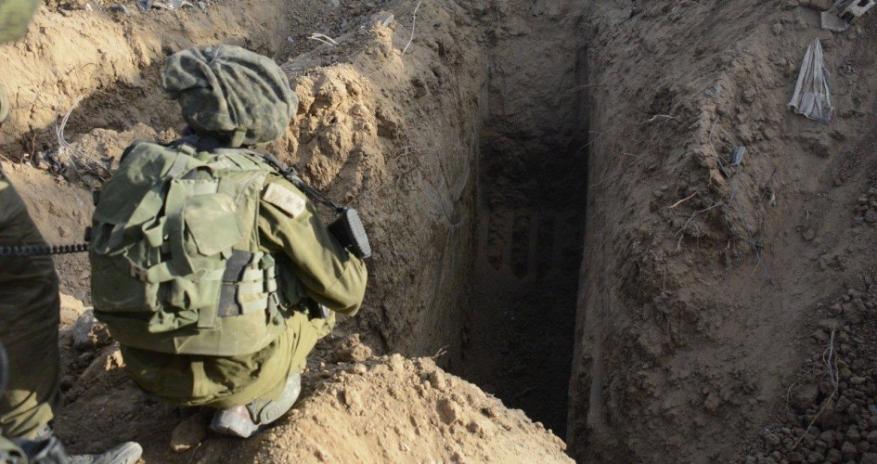 15 نفقًا خلال عام واحد.. الاحتلال يعلن تدمير نفق جديد على حدود غزة
