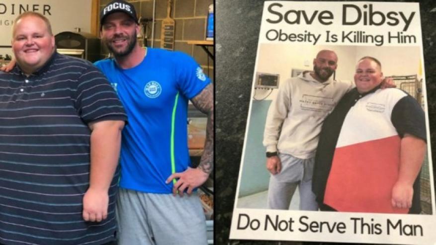 مدرب يبتكر طريقة فريدة لخسارة الوزن