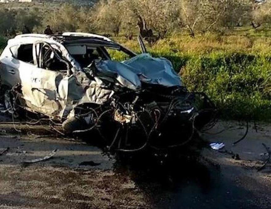 مقتل جنديين إسرائيليين واصابة ثلاثة بجراح في عملية دهس غرب جنين