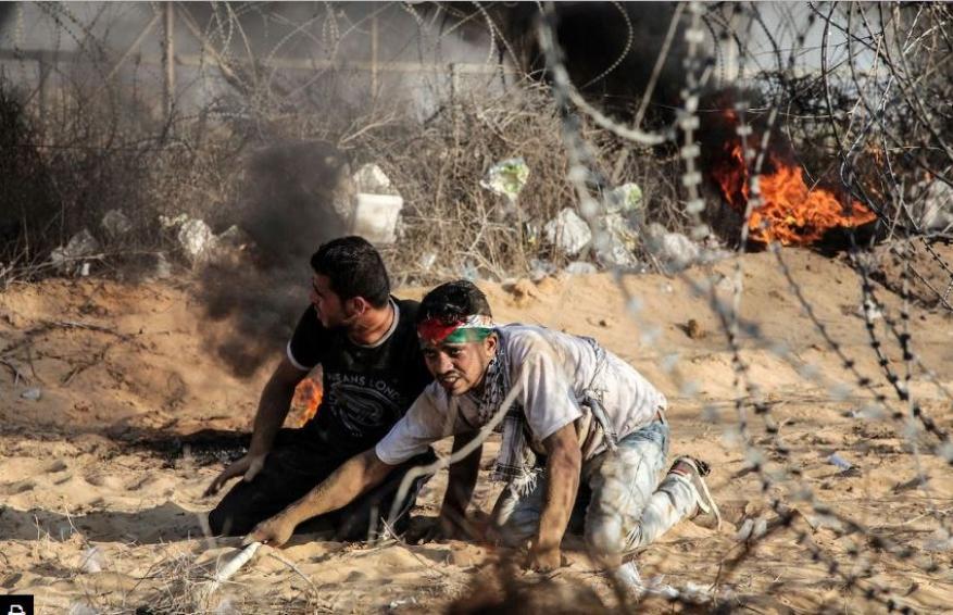 ثلاثة شهداء برصاص الاحتلال بالجمعة الـ 25 لمسيرات العودة