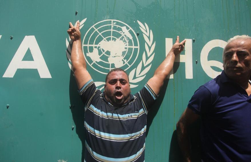 الاونروا توضح سبب سحب موظفيها الدوليين من قطاع غزة