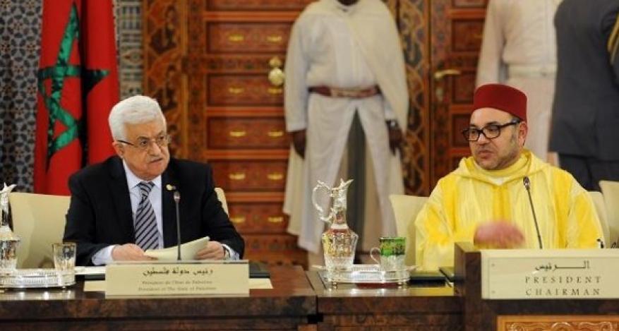 عريقات: ملك المغرب رفض المشاريع الأمريكية الأخيرة ضد القضية الفلسطينية