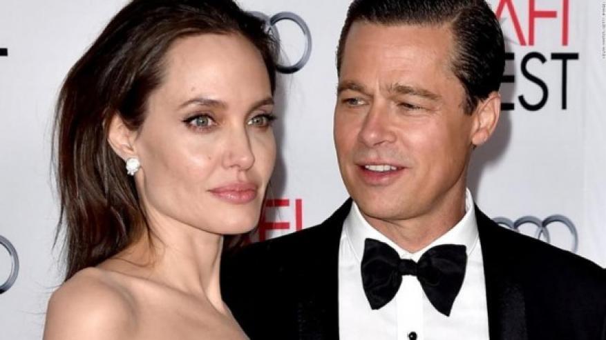 أنجلينا جولي تتهم براد بيت بالتهرب من مصاريف أطفالهما.. والأخير يكذّبها