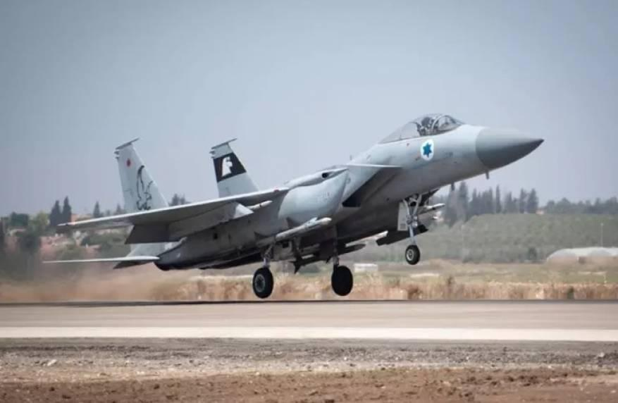 شاهد الصور : الاحتلال ينشر الطائرات التي نفذت الغارات الأخيرة بغزة