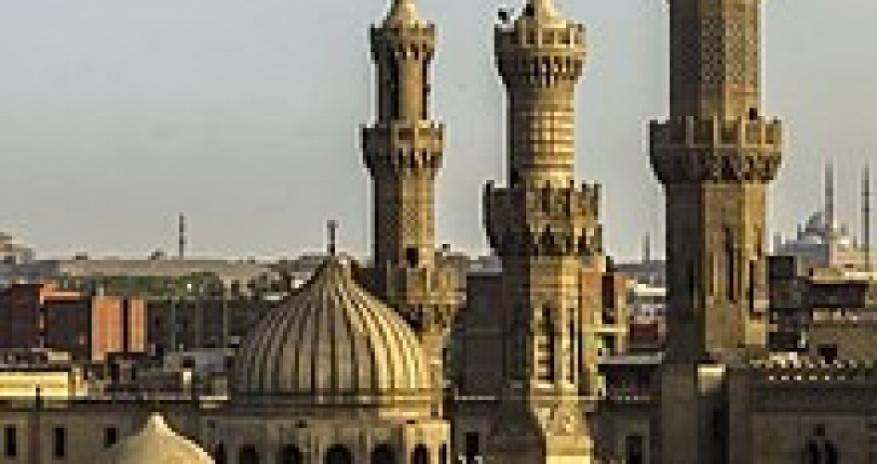 مصر : الأزهر يندد حادث الدرب الأحمر الإرهابى..ويشيد بيقظة رجال الأمن