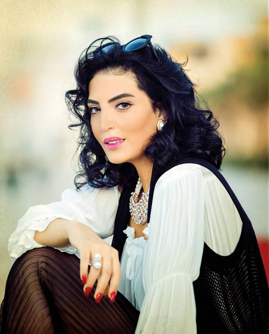 الجديد الفلسطيني الحقيقة وأكثر حورية فرغلي تبنيت طفلا