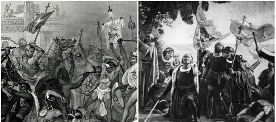 كيف أدت إبادة 55 مليون إنسان خلال 100 عام على يد المستعمرين الأوروبيين إلى تغير المناخ ونهضة اقتصادية؟