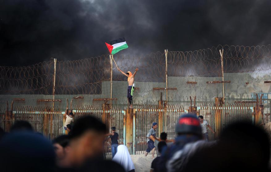 الاحتلال يعترف بتصفية عدد من المتظاهرين