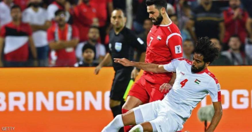 هزيمة ساحقة للمنتخب الفلسطيني أمام أستراليا في بطولة أمم آسيا