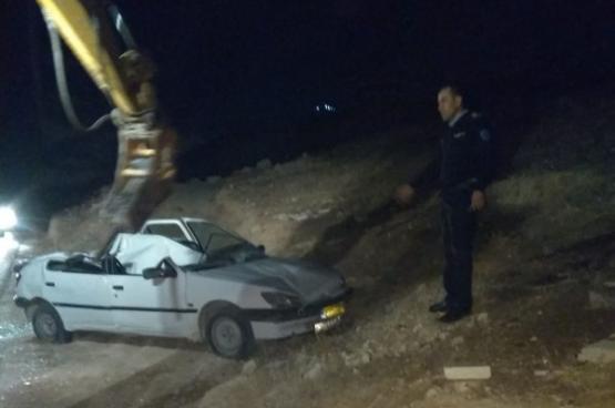 الشرطة ببيت لحم تتلف 31 مركبة وتقبض على خمسة مطلوبين