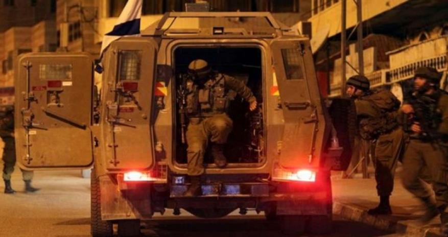 عملية عسكرية مركزّة لقوات الاحتلال في بيت ليد
