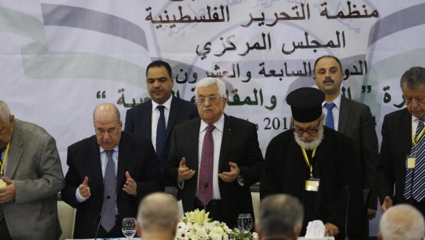 هيئة المتابعة للمقاومة الشعبية تدعو لتطبيق قرارات المجلس المركزي