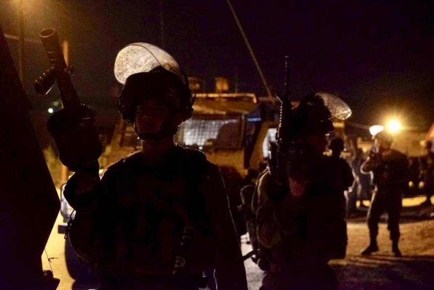 الاحتلال يعلن اعتقال منفذ عملية الطعن جنوب نابلس