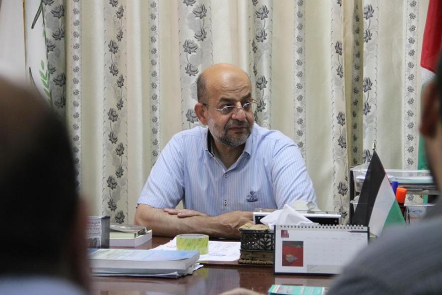 عصام يوسف يحذر من كارثة إنسانية واقتصادية في غزة مع استمرار إغلاق معبر كرم أبو سالم للأسبوع الثاني على التوالي