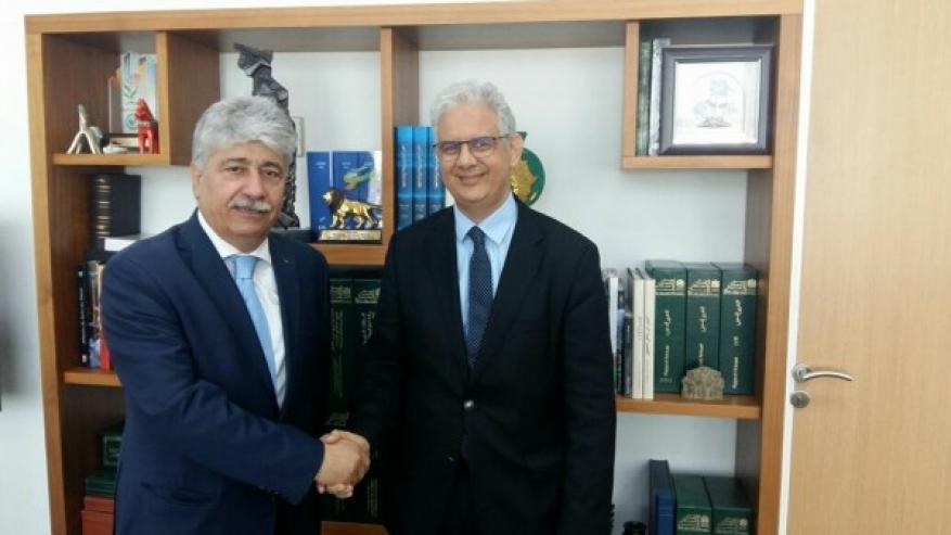 مجدلاني يشيد بدور الحركة الوطنية المغربية في الدفاع عن فلسطين