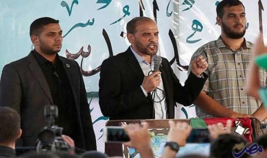 بدران: حماس مستعدة للتفاهم على شكل إدارة سلاح المقاومة