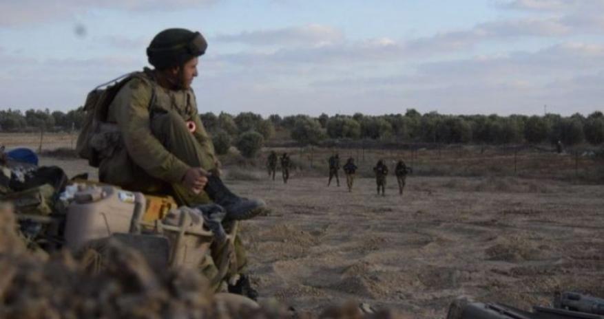 إسرائيل تتخوف من خطف جنود على الحدود