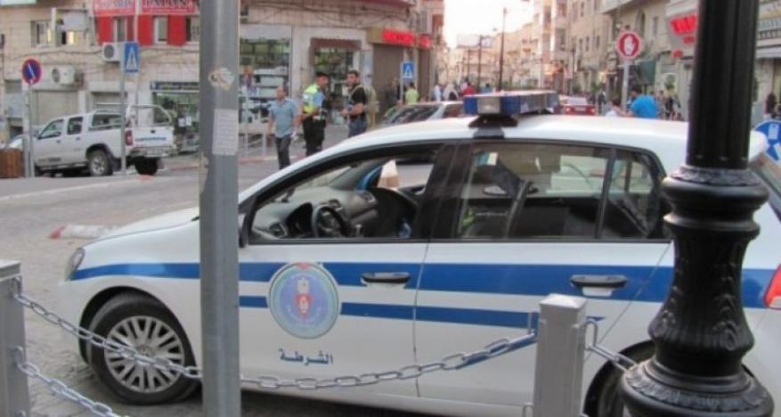 الشرطة تقبض على