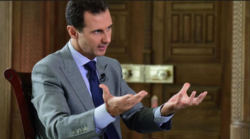 الأسد: ما يجري في سوريا جزء من