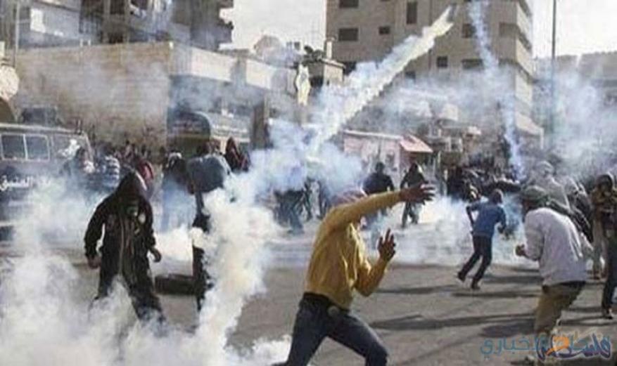 اندلاع مواجهات مع الاحتلال في طولكرم