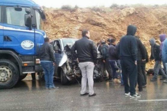 7 إصابات في حادث سير شرق بيت لحم بينها حالة حرجة