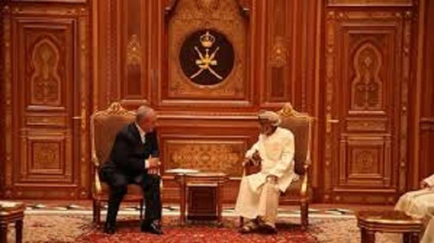 سلطنة عُمان هي حلقة الوصل ما بين إسرائيل والشرق الأوسط ترجمة: هالة أبو سليم