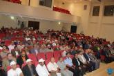 الشرطة تفتتح ملتقى الشرطة المجتمعية الثاني للأئمة وخطباء المساجد في كلية الشرطة
