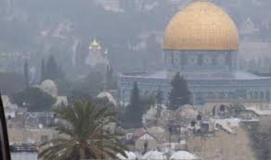 اعتباراً من الأحد.. منخفضات جوية جديدة شديدة البرودة تضرب فلسطين