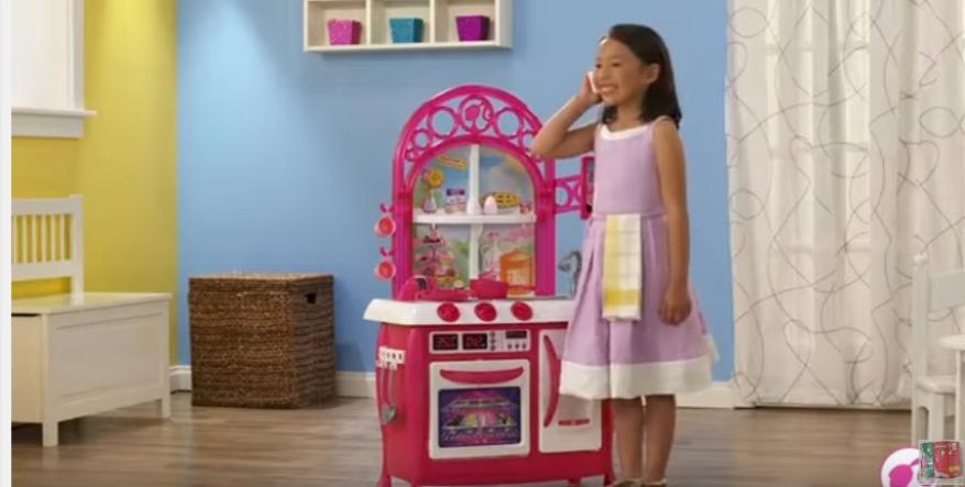 جديد جولي فيديو مطبخ الاطفال