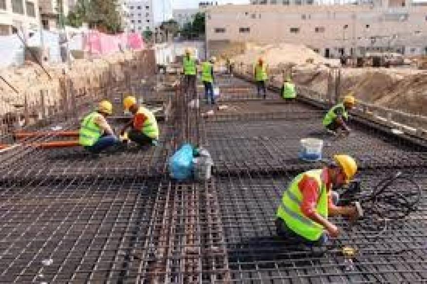 الإحصاء الفلسطيني يعلن مؤشر أسعار تكاليف البناء والطرق وشبكات المياه وشبكات المجاري في الضفة الغربية* خلال شهر حزيران، 06/2018