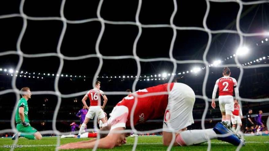 أرسنال يواصل تألقه ويحرم ليفربول من فوز هام