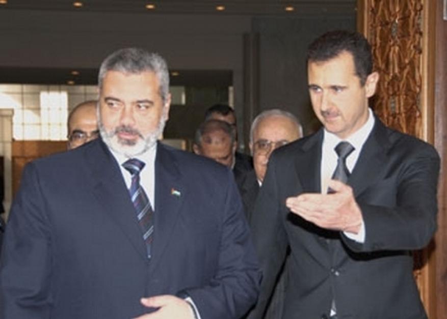 النّقّاش: الخصومة بين دمشق وحماس انتهت..وقد يقوم محور المقاومة بعملية لا يحتملها العدو
