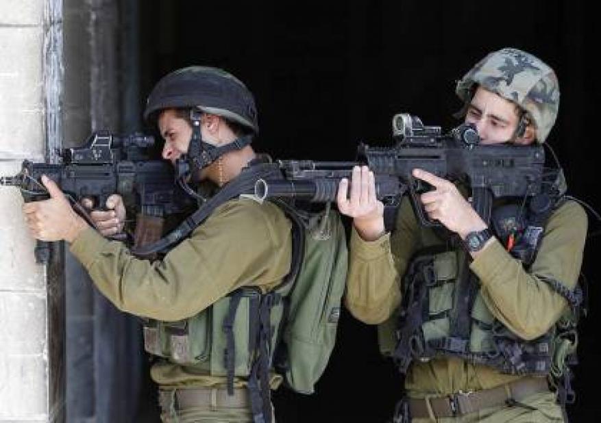 مواجهات بين المواطنين وقوات الاحتلال في الخليل
