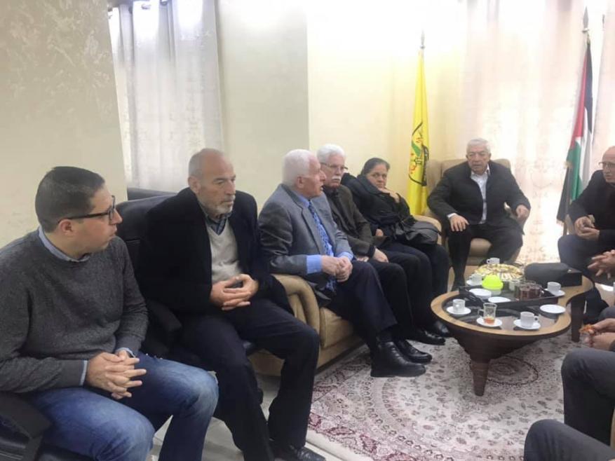 الشعبية تهنيء حركة فتح في انطلاقتها ال 54