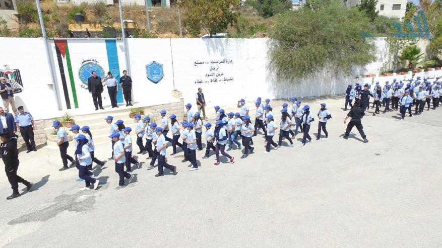 تخريج مخيم الشرطي الصغير بالتعاون مع التربية والتعليم (14)