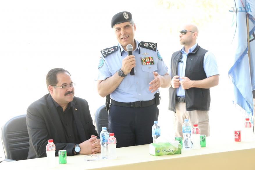 تخريج مخيم الشرطي الصغير بالتعاون مع التربية والتعليم (12)