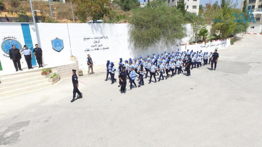 تخريج مخيم الشرطي الصغير بالتعاون مع التربية والتعليم (15)