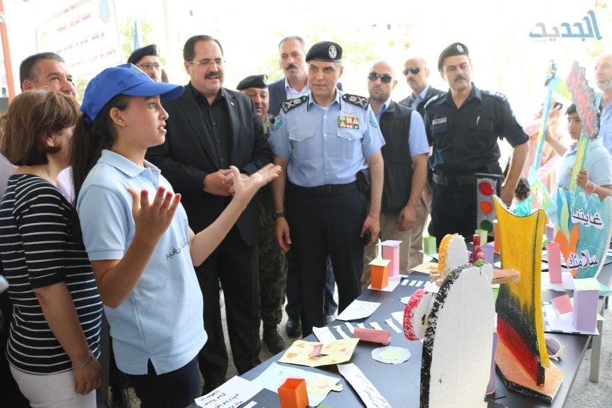 تخريج مخيم الشرطي الصغير بالتعاون مع التربية والتعليم (7)