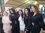 وفاء وأيتن عامر يحتفلان بزفاف باكينام صلاح رشوان