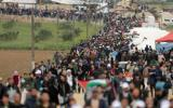 حيّت جرحى جمعة «الوحدة طريق الانتصار» وأدانت استهداف المسعفين وسيارات الاسعاف والصحفيين شرقي القطاع